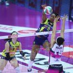 Volley femminile, Serie A1: l'Imoco passeggia su Caserta