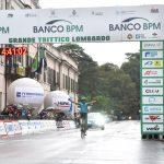 Ciclismo, Gran Trittico Lombardo: doppietta dell'Astana a Varese
