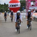 Ciclismo, Giro Rosa: la sintesi della crono a squadre