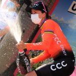 Ciclismo, Giro rosa: Vos senza rivali! È sua anche la 6a tappa