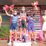 Ciclismo, Giro rosa: lo scatto di Kopecky a Maddaloni