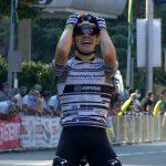 Ciclismo, Giovanni Aleotti conquista il tricolore U23