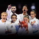 Karate, Premier League: a Istanbul, l'Italia riparte da sei